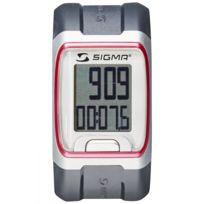 Sigma Sport - Sigma Pc 3.11 - Cardiofréquencemètre - gris foncé/rose