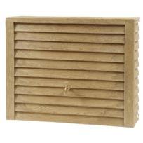 Garantia - Réservoir mural Woody bois clair 350 L