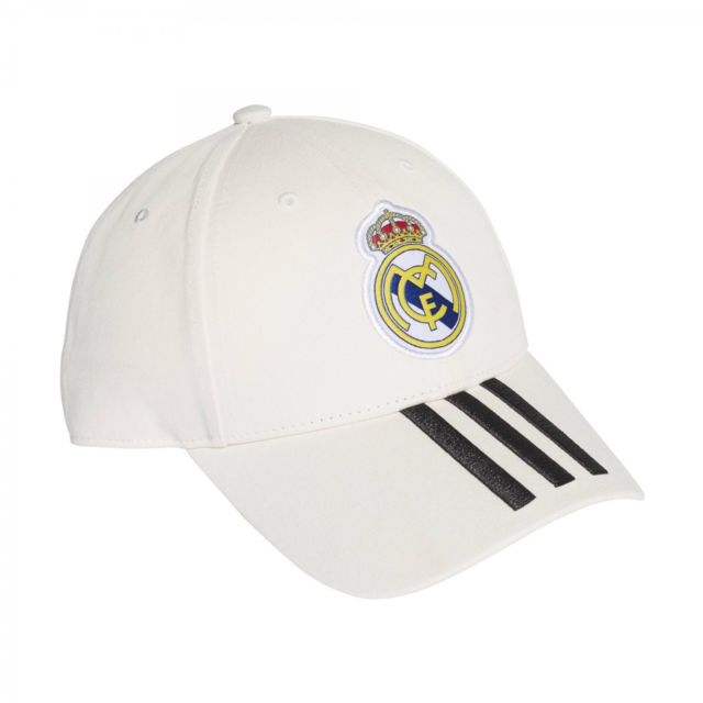 la meilleure attitude baaf8 6a5a3 Casquette Real Madrid 3-Stripes - Cy5600
