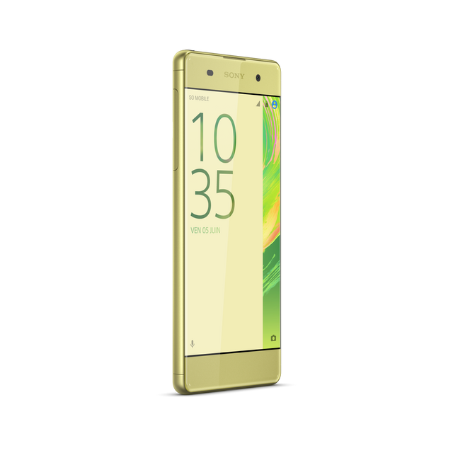 SONY Xperia XA - Double SIM - Limegold