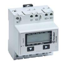 Finder - Compteur d'énergie triphasé 65A 3x230 V