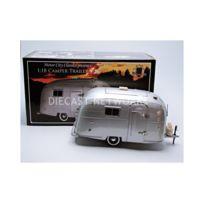 Motor City - 1/18 - Airstream Caravane / Camper - No Logo - 88101 / 12371
