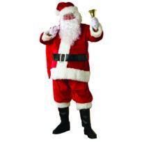 Rubies - Déguisement De Père Noël