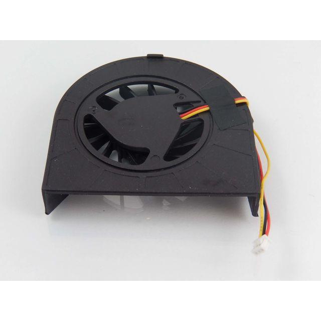 Cpu Gpu ventilateur avec connecteurs 3 Pin pour notebook laptop ordinateur Hp Presario Cq42, Cq56, Cq62 remplace 055417R1S, 646578 001