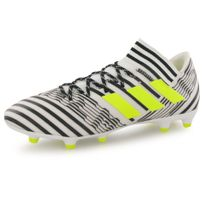 Adidas performance - Nemeziz 17.3 Fg blanc, chaussures de football homme