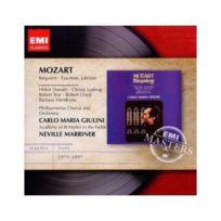 Parlophone - Wolfgang Amadeus Mozart - Requiem, Exsultate, jubilate