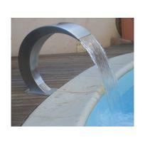ASTRALPOOL - Cascade Inox 304 - Largeur 500 mm