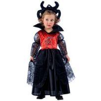 Limit Sport - Costume Arachna Petite Sorcière - Taille : 5/7 ans 108 à 120cm