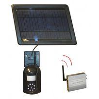 Elem Technic - Caméra de surveillance solaire sans fil