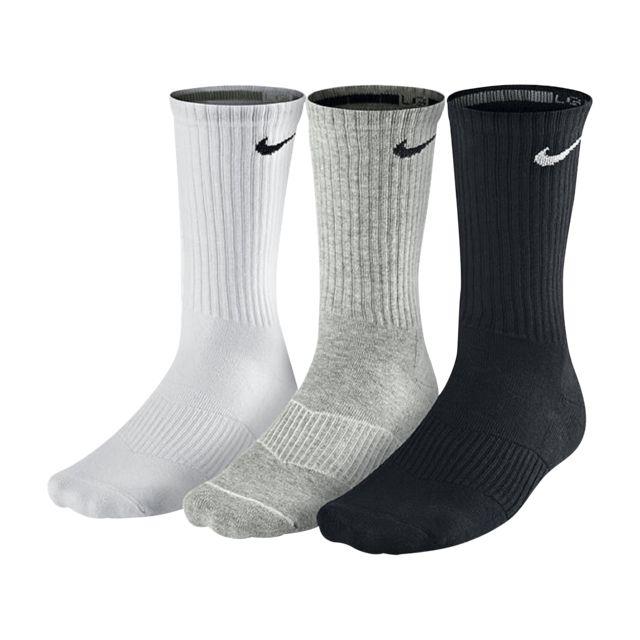 Nike Chaussettes Dri fit Cushion  Crew pas cher Achat  Cushion  Vente f24d82