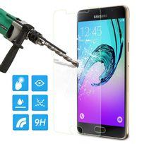 Cabling - Film Protecteur d'écran en Verre Trempe pour Samsung Galaxy A3 2016, Sm-a310F Ultra Transparent Ultra Résistant Inrayable Invisible