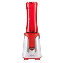 Domo - Mixeur 2 en 1 Do434BL 300 W Rouge