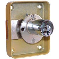 VACHETTE - serrure en applique estampee 5303 ASSA ABLOY AUBE ANJOU EX , 5303