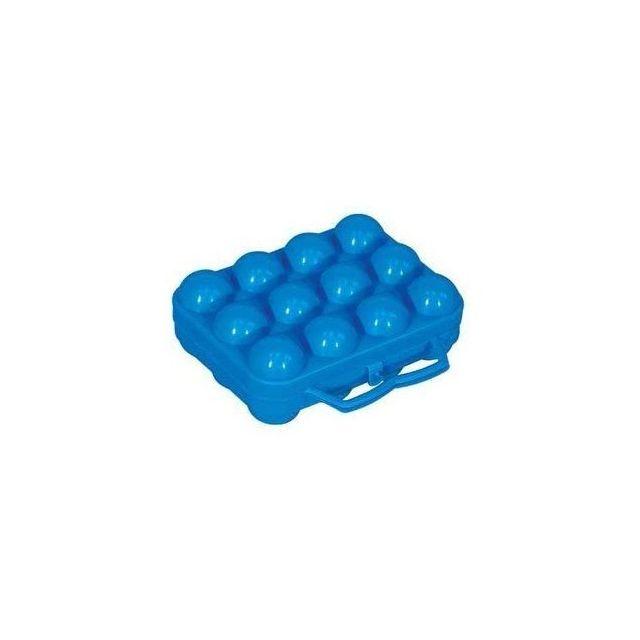 premier taux 7f611 aef2e Boîte à 12 oeufs bleu