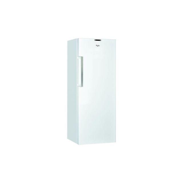 Whirlpool Zu35642nfw - Congelateur Armoire - 344l - Froid Ventile No Frost - A++ - L 71 X H 187 Cm - Pose Libre - Blanc