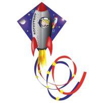 Gunther - 1133 - Jeu De Plein Air - Cerf-volant Monofil - Rocket Boy En Polyester Ripstop