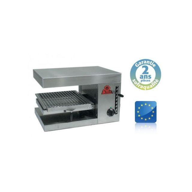 Sofraca Salamandre Professionnel de Cuisine L55 - Electrique - Base mobile
