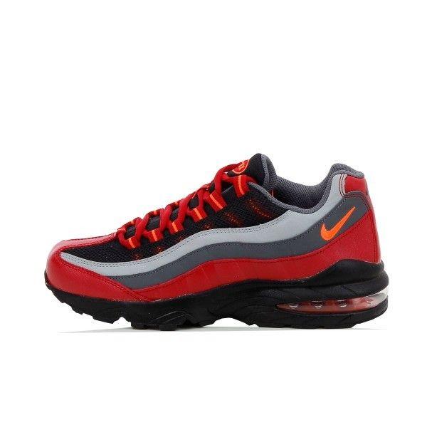 on sale d4638 017ad Nike - Basket Air Max 95 Junior - Ref. 307565-086 - pas cher Achat   Vente  Baskets enfant - RueDuCommerce