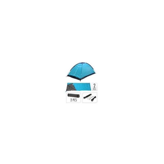 Set de camping - 5 pièces - Coloris aléatoire