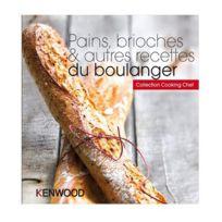 MARQUE GENERIQUE - kenwood - livre de recettes - pwk4046