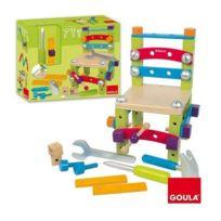 Goula - Set de bricolage multi constructions