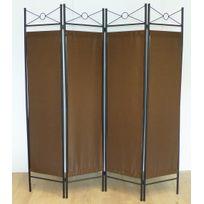 paravent metal achat paravent metal pas cher soldes rueducommerce. Black Bedroom Furniture Sets. Home Design Ideas
