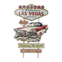 Karedesign - Décoration murale Fabulous Las Vegas Kare Design
