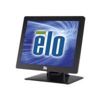 Elo TouchSystems - Elo Desktop Touchmonitors 1517L AccuTouch Zero-Bezel - Écran Led - 15'' - écran tactile - 1024 x 768 - 250 cd m² - 700:1 - 16 ms - Vga - noir