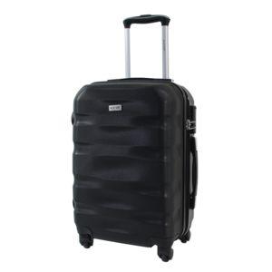 alistair valise cabine 55cm fly abs ultra l g re 4 roues noir pas cher achat vente. Black Bedroom Furniture Sets. Home Design Ideas