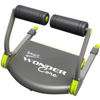 Wonder Core - Appareil de sport fitness Machine musculation abdos fessier cuisses