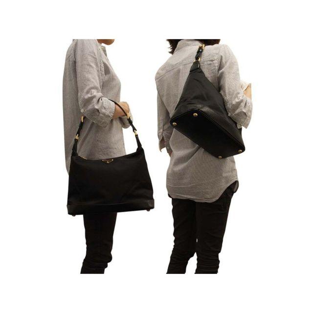 Prada - Sac à main - pas cher Achat   Vente Sacs à main - RueDuCommerce 6dd0a89ed96