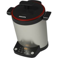 PHILIPS - multicuiseur-blender 2l 1000w - hr2205/80