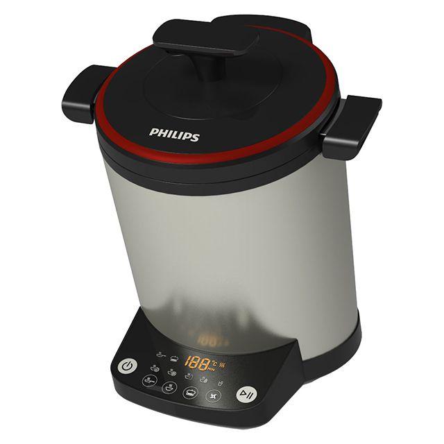 PHILIPS multicuiseur-blender 2l 1000w - hr2205/80