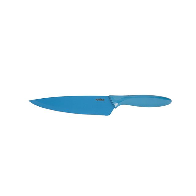 ZYLISS couteau de chef avec fourreau bleu - zyl920003