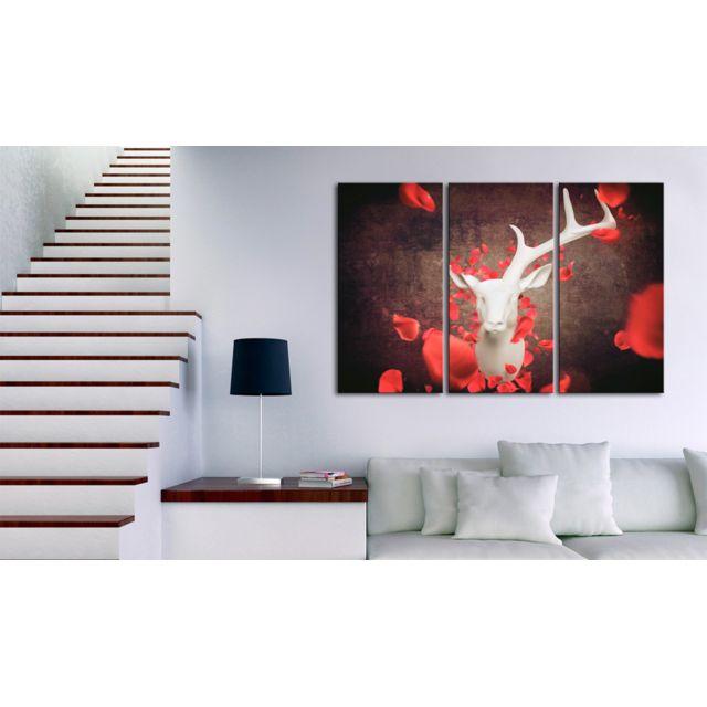 90x60 Tableau Abstraction Joli Immortalité