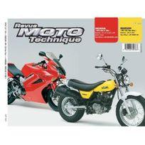 Topcar - Revue technique moto Honda Vfr 800 02-04, Suzuki Rv 125 03-04