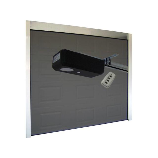 Habitat Et Jardin Porte De Garage Sectionnelle Cassette 24m X 2