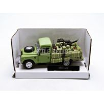 Cararama - Land Rover 109 - Militaire - 1975 - 1/43 - 109 Mil - 251XND4