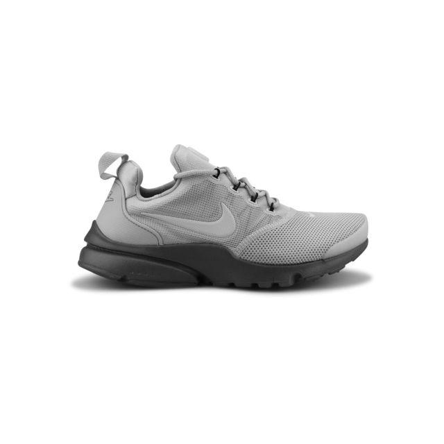 new style c9639 b767d Nike - Presto Fly Junior Gris - pas cher Achat  Vente Baskets enfant -  RueDuCommerce