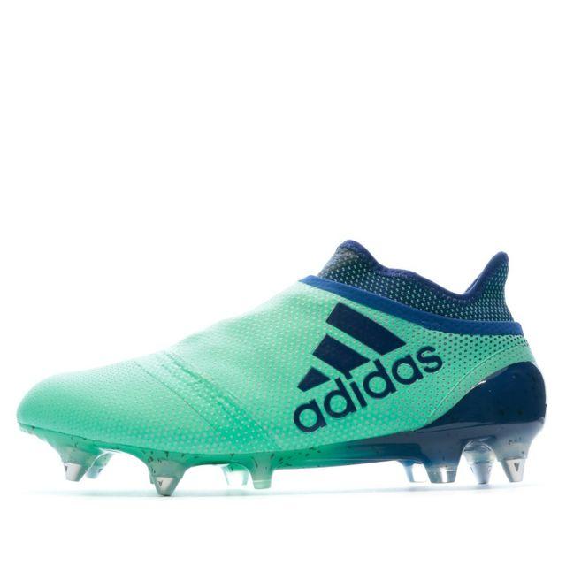 Adidas X 17+ Sg Chaussures de foot vert homme Multicouleur