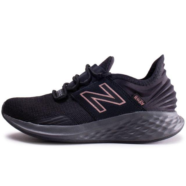 basket noire femme new balance