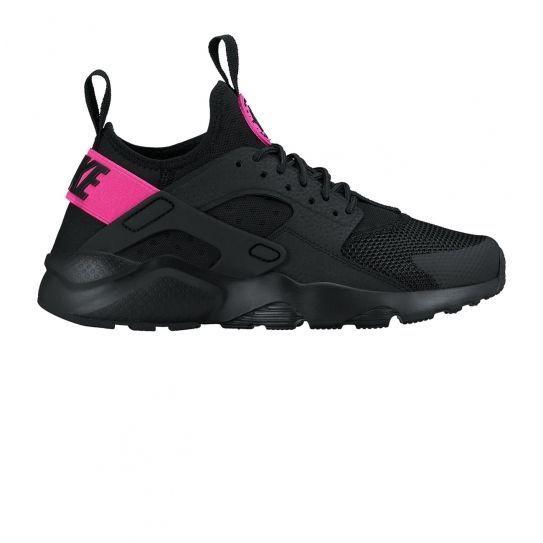 Nike Chaussures Air Huarache Run Noir cher Noir Jr h16 pas cher Noir e90bd8
