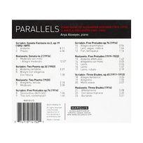 Marquis - Parallels. Oeuvres pour piano de Scriabin et Roslavets