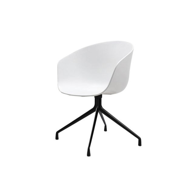 Hay About a Chair Aac 20 - blanc - noir