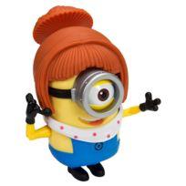 Mtw Toys - Figurine de luxe Moi, Moche et Méchant 2 : Lucy/Pompier