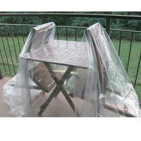 Provence Outillage - Film de protection transparent 2 x 10 m