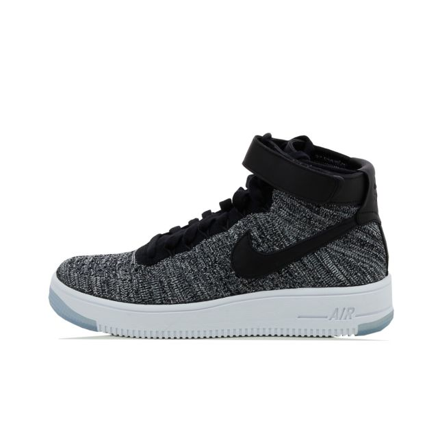 best sneakers 91587 a8d01 Nike - Basket Air Force 1 Ultra Flyknit - Ref. 818018-001 - pas cher Achat    Vente Baskets femme - RueDuCommerce