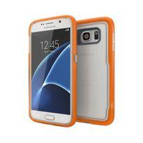 Gear4 - Coque D3O IceBox Shock Galaxy S7 Edge for Galaxy S7 Edge orange