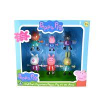 Peppa - Figurines Pig : 6 figurines et ses amis