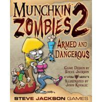 Steve Jackson Games - Munchkin Zombies 2